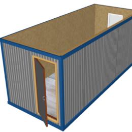 Блок-контейнер БК-00