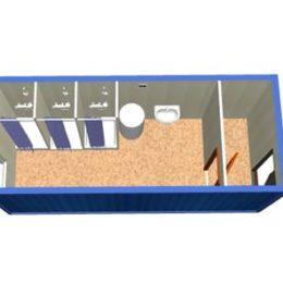 Блок-контейнер СТ-34