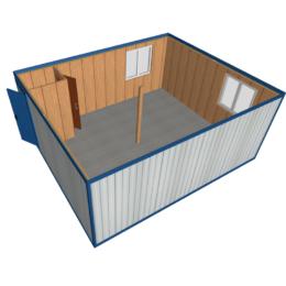Модульный контейнер МК-02 штаб